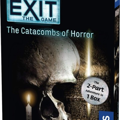 EXIT- The Catacombs of Horror