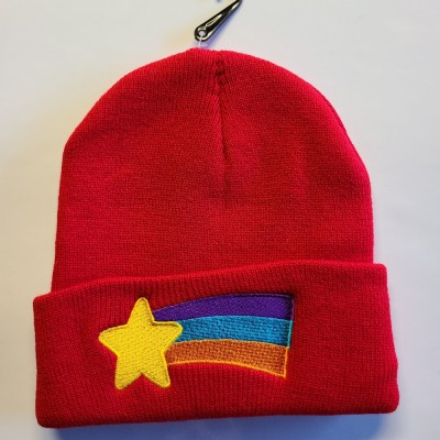 Star Rainbow Toque