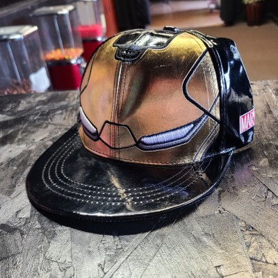 War Machine Cap